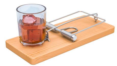 Życie z alkoholikiem
